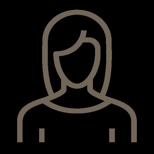 Anonymes Personenbild (weiblich)